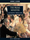 The Prime Minister (MP3): Palliser Series, Book 5